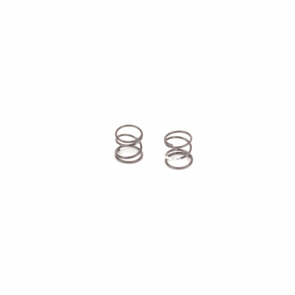 Schumacher Front Springs White - Ultra - Atom/Eclipse 2 (pr)