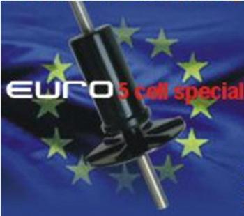 Speedpassion Euro 5 Cell Special Rotor High Speed Runtime