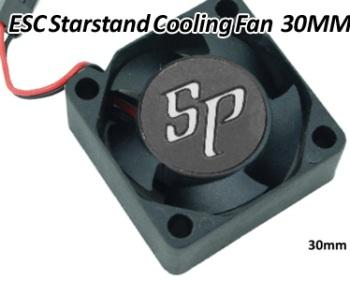Speedpassion ESC Starstand Cooling Fan 30MM