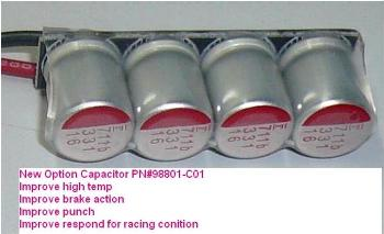 Speedpassion Option Capacitor