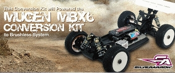 Speedpassion MUGEN MBX6 Comversion Kit