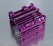 Ultra cooling motor heat sink (Purple)
