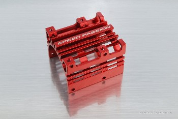 Speedpassion Heat Sink - Red