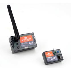 Spektrum DSM 3-CH Pro Series Surface Module/Rx: Sanwa
