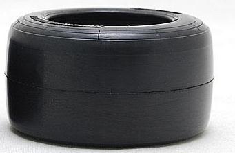 1/10 Formula1 rear tires Soft (2tires with inserts )