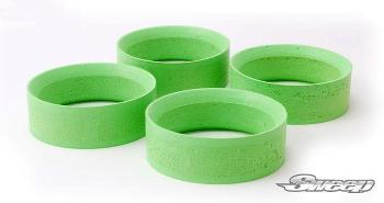 Sweepracing Mold Tire Inserts Type A Green (Hard) 4pcs