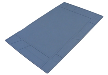 Sweepracing Sweep Silicone Pit Mat Large Gray