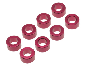 T.O.P. Racing Pan Car King Pin Spacer - 3mm (8pcs)