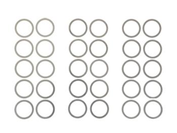 T.O.P. Racing 10 x 12 x 0.10.20.3mm Shim (each 10pcs)