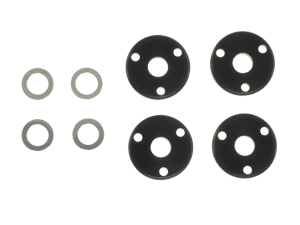T.O.P. Racing Optional Shock Piston 1.2x3 Holes (4pcs)
