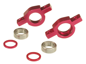 T.O.P. Racing Alloy Bearing Carrier B Set (each 2pcs)