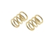 Rebel - Front Spring 0.5mm x 4.5 coils (2pcs)