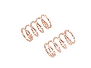 Rebel 10 - Front Spring 0.45mm x 5.5 coils (2pcs)