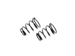 Rebel - Side Spring 0.50mm x 6 coils (2pcs)