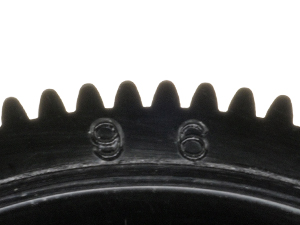 T.O.P. Racing Spur Gear 64P 96T