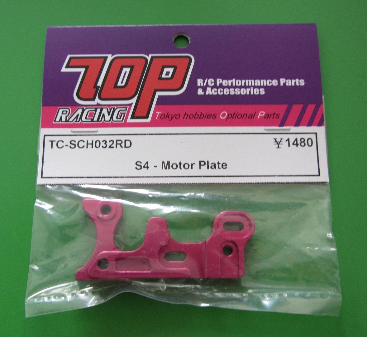 T.O.P. Racing Motor Plate