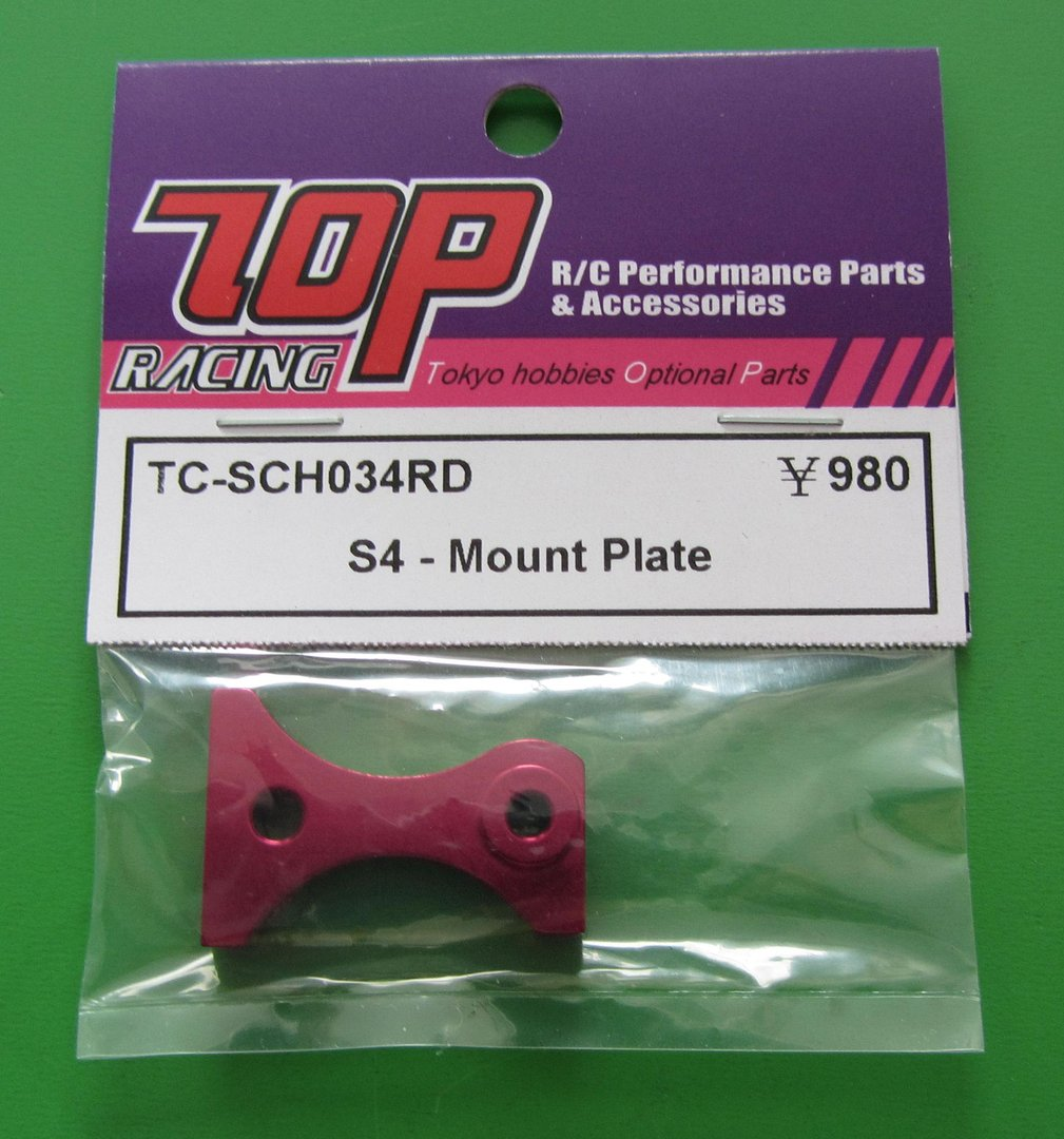 T.O.P. Racing Mount Plate