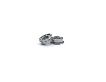 T.Tech Racing Bearing Flanged 4x8x3, for steering arms & rocker cranks (2)