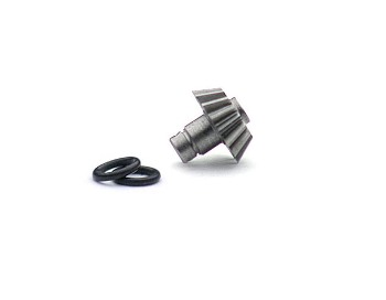 T.Tech Racing Pinion Gear - Steel, with O Ring retainer