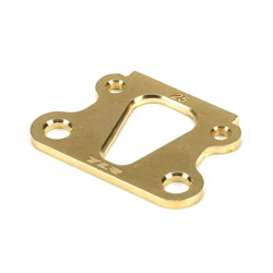 TLR Racing Brass Kick Angle Shim 25 Degrees: 22