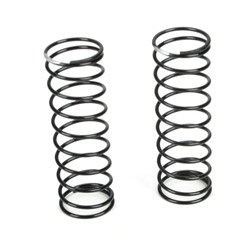 TLR Racing 12mm Rear Shock Spring 3.4 Rate (Silver) (2)