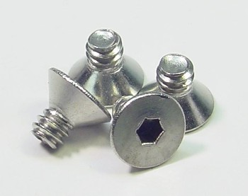 Team CRC 3/16 Screws for Hex balls (4)