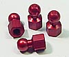 Team CRC Anodized Hex Balls for 1-Piece