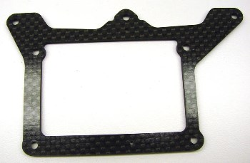 Team CRC Rear Bottom Plate - GX10/BA/XL