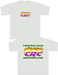 CRC Flame Logo T-shirt - Gray X-Large
