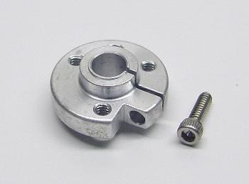 Team CRC Dual 12th Clamp hub-2 + 3 bolt