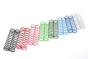 Team Durango TUNING SPRING SET (REAR - All 8 pairs included)