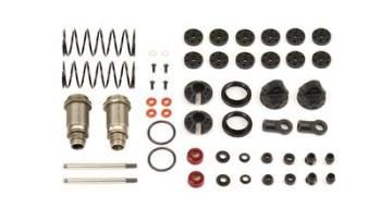 Team Durango 1/10 ELECTRIC BIG BORE SHOCK SET: 23mm STROKE