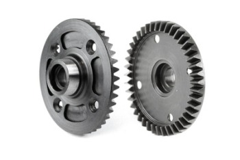 Team Durango MACHINE CUT DIFF RING GEAR 42T (1pc)