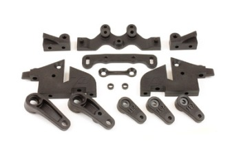 Team Durango STEERING AND SERVO HORN SET