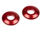 ALUMINIUM WING BUTTON (2pcs) (RE