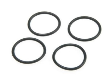 Team Durango SHOCK CAP O-RING 10x1mm (4pcs)