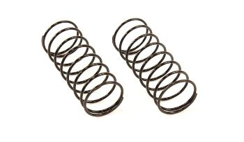 Team Durango BIG BORE SHOCK SPRINGS: 45mm BLACK (49gf/mm)(2pcs)