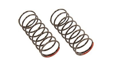 Team Durango BIG BORE SHOCK SPRINGS: 45mm DARK RED (66gf/mm)(2pcs)