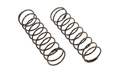 Team Durango BIG BORE SHOCK SPRINGS: 65mm BLACK (38gf/mm)(2pcs)