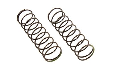 Team Durango BIG BORE SHOCK SPRINGS: 65mm DARK GREEN (39gf/mm)(2pcs)