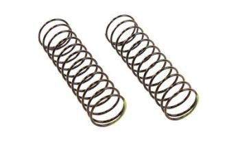 Team Durango BIG BORE SHOCK SPRINGS: 65mm LIGHT GREEN (29gf/mm)(2pcs)