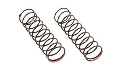 Team Durango BIG BORE SHOCK SPRINGS: 65mm LIGHT RED (35gf/mm)(2pcs)