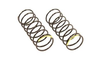 Team Durango BIG BORE SHOCK SPRINGS: 45mm YELLOW (72gf/mm)