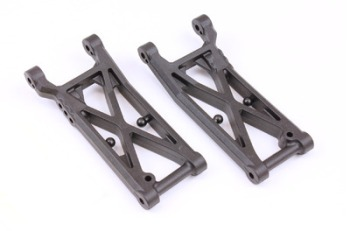 Team Durango SUSPENSION ARMS REAR: 1 pair LEFT & RIGHT