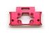 ALUMINUM FRONT BULKHEAD (RED/DEX210)
