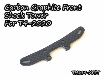Vigor Carbon Graphite Front Shock Tower for Xray T4-2020