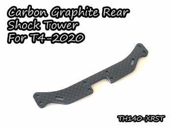 Vigor Carbon Graphite Rear Shock Tower for Xray T4-2020