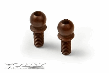 XRAY Ball End 4.9mm With Thread 6mm (2)