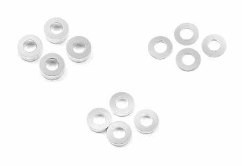 XRAY Set of alu shim