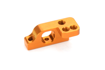 XRAY Right Alu Lower 2-Piece Suspension Holder for ARS - Low